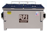 Front Load Dumpsters - RPJ Waste Services, Inc.